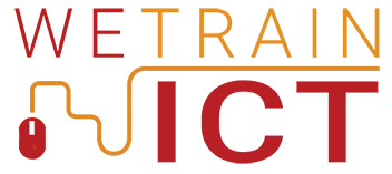 WeTrainICT Logo